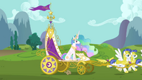 Royal Chariot Departing S3E10