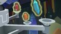 Elements moving towards Princess Celestia 2 S4E02.png