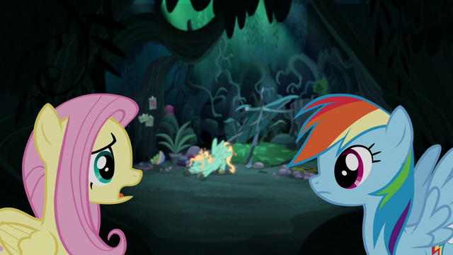"""File:Fluttershy """"I can't let him live like this"""" S6E11.png"""