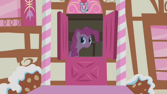 File:Pinkie Pie beckoning Spike S1E9.png