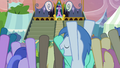 Ponies cheering S4E22.png