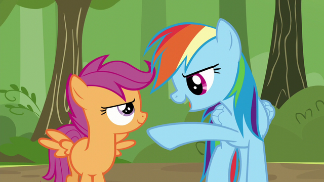"File:Rainbow ""what's our move on the grape squish?"" S5E17.png"
