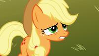 Applejack speechless is right S1E18