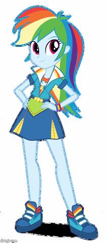 File:Friendship Games Rainbow Dash School Spirit artwork.png