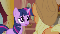 Twilight to a dragon S3E9