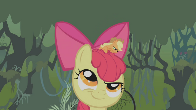 File:Apple Bloom thinks about what Applejack just said S1E09.png