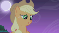 "Applejack ""What I'm sayin' to you is the honest truth"" S1E02"