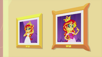 Sunset Shimmer's past princess photos EG2