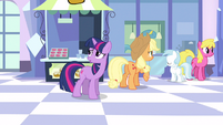 Twilight another pony S3E12