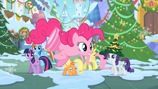 File:Pinkie with wheel feet S2E11.png
