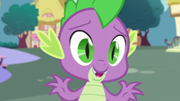 """Spike """"I just thought of what I want"""" S5E3"""
