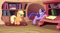 Twilight back in order S3E9
