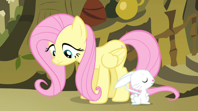 File:Angel and Fluttershy S4E14.png