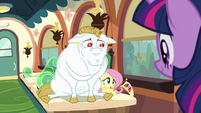 Fluttershy 'I just hope I don't let anypony down' S4E10