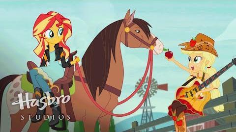 """MLP Chicas de Equestria - """"La Amistad Va a Durarnos Por Siempre"""""""