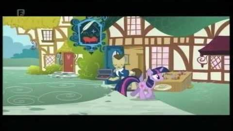 Morning in Ponyville - Bosnian