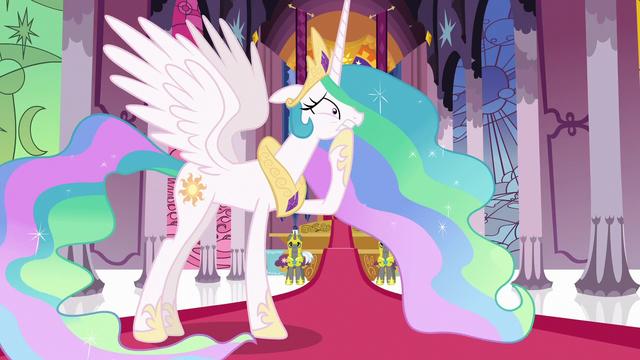 File:Princess Celestia very worried about Twilight S7E1.png