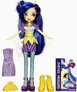 Rainbow Rocks Fashion Doll Sapphire Shores toy