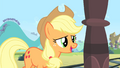 Applejack 'Cadance just loves you to pieces!' S4E11.png