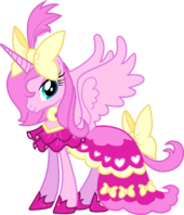 Castle Creator Princess Luna pink makeover