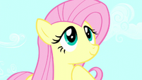 Fluttershy smiling S5E13