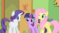 Twilight Sparkle long face S1E20