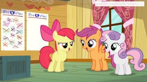 French My Little Pony Nous découvrirons notre Talent HD