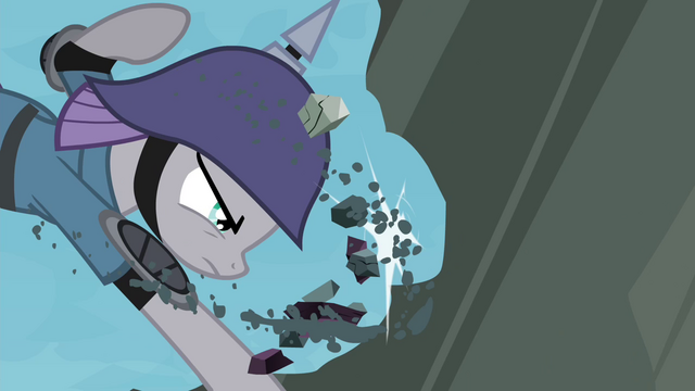 File:Maud reducing boulder to pieces S4E18.png
