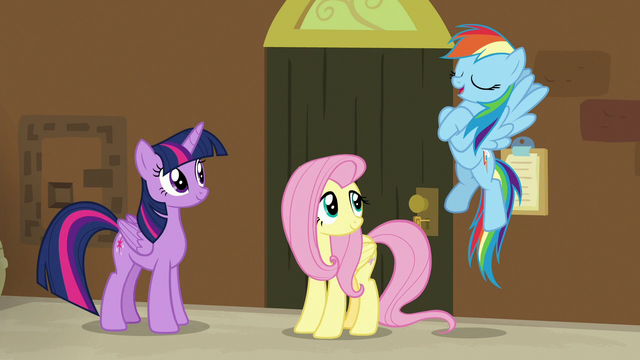 "File:Rainbow Dash ""I knew we were the best!"" S7E2.png"
