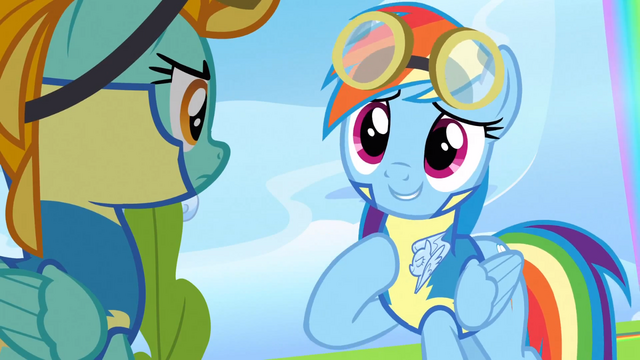 File:Rainbow Dash tries reasoning 1 S3E07.png