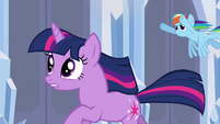 Twilight 'Retrieving the crystal heart must be it' S3E2