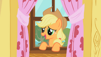 Applejack is happy for CMC S01E18