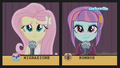 Friendship Games Fluttershy and Sunny Flare in spelling bee - Italian.png