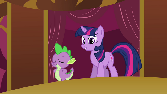 File:Twilight informing Pinkie clones that they will be taking a test S3E03.png