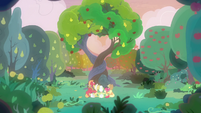 Apple-Pear family under the apple-pear tree S7E13