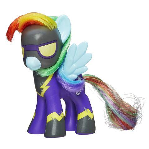 File:MLP Collector Series Shadowbolt Rainbow Dash toy.jpg
