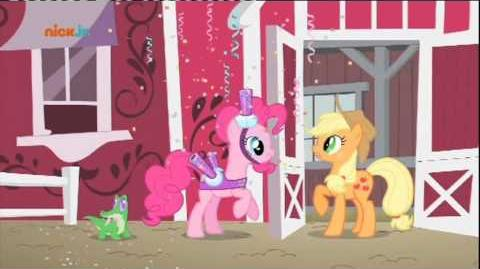 Pinkie Pie's Singing Telegram