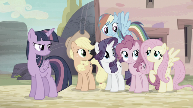 File:Mane Six's plan is a success S5E2.png