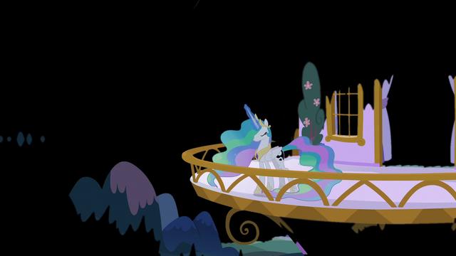 File:Princess Celestia entering the dream world S7E10.png