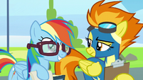 "Rainbow ""pre-flight checklists could really help"" S6E7"