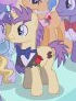 Yellow and purple spiky-mane stallion S2E26