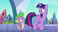 "Spike ""ever known me to run from danger?"" S6E16"