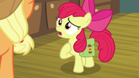 """Apple Bloom """"Grand Pear was really nice to me"""" S7E13"""