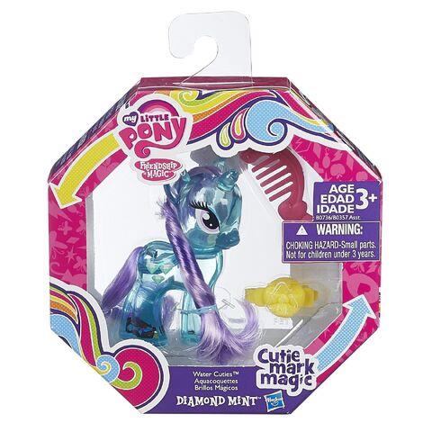 File:Cutie Mark Magic Diamond Mint Water Cuties doll packaging.jpg
