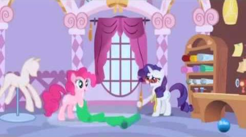 My Little Pony Friendship is Magic ~ La Moda Es Asi (español)