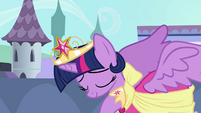 "Princess Twilight ""always be grateful"" S03E13"