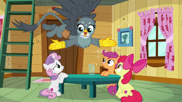 """File:Gabby """"the world-famous Cutie Mark Crusaders"""" S6E19.png"""