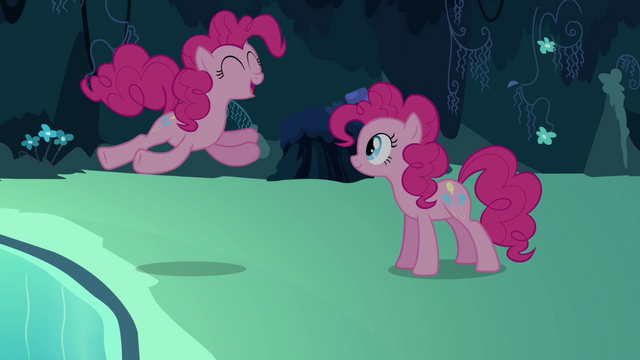 File:Pinkie Pie double excited to see the real Pinkie Pie S3E03.png