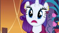 Rarity Shock Animation Error S1E26