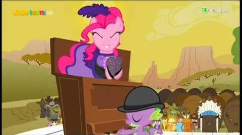 -Korean Dubbed MLP-You've got to share
